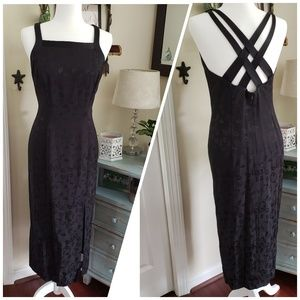 Caren Desiree Company Black gown/dress